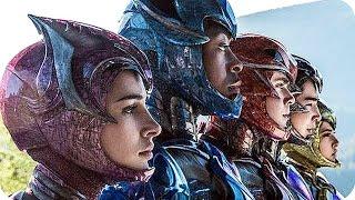 POWER RANGERS Trailer 2017 Power Rangers The Movie