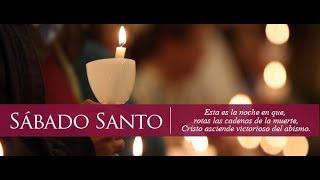 SÁBADO SANTO - VIGILIA PASCUAL DESDE EL VATICANO