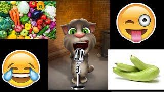 ताजी मै सब्जी लाया | Taji Main Sabji Laya | Most Popular | Funny Song | By Talking Tom