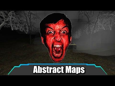 Garrys Mod - 5 Weird Abstract Maps In Garry's Mod!