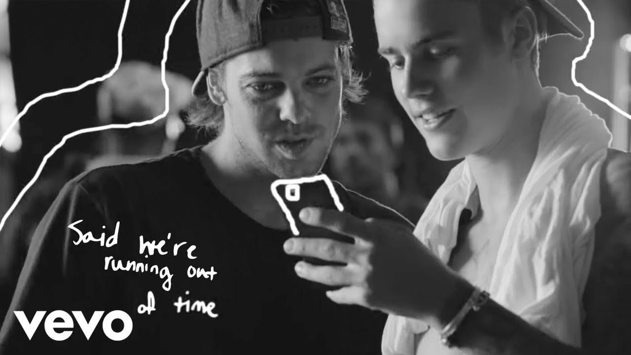What Do You Mean Lyric Video