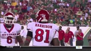 Mark Harrison vs South Florida