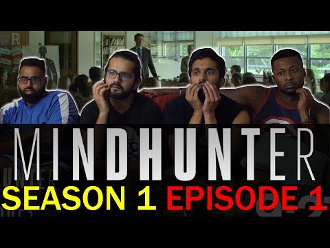 Mindhunter - Season 1 Episode 1 - Group Reaction