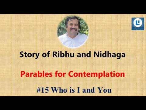 Who is I and You #spiritualparables #selfenquiry #advaita #vicharamarga