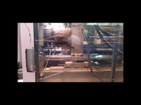 Plastics Injection Molding Machine BMB KW 20 PI/1300 2000