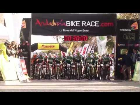 Momentos PowerBar en la Andalucía Bike Race 2013
