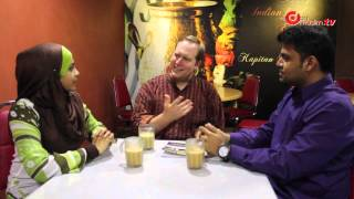 IndianMuslim TV: Special Interview With Mr Torsten