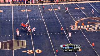Carmen Messina vs Boise State 2011 vs  (2011)