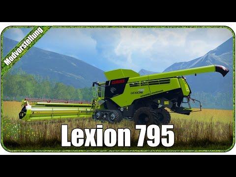 Lexion 795 Vario 1350 v1.2