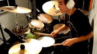 Video Bruno Mars - Locked Out Of Heaven - DRUM COVER MP3, 3GP, MP4, WEBM, AVI, FLV Agustus 2018