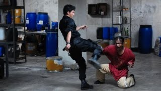Download Video The Raid - Drug Room Fight Scene [HD] MP3 3GP MP4