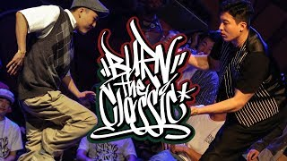 Jin vs KP – BURN THE CLASSIC 2017 POPPIN 16 ROUND