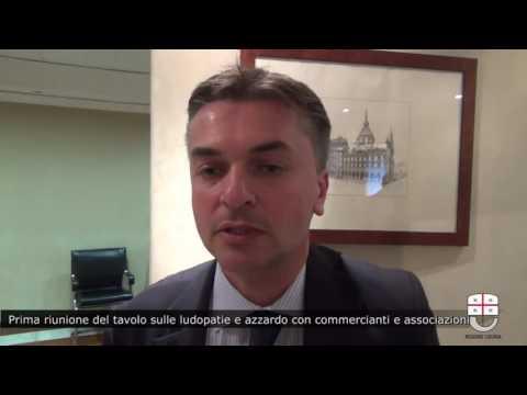 PRIMA RIUNIONE DEL TAVOLO CON COMMERCIANTI E ASSOCIAZIONI SU LUDOPATIA E GIOCO D'AZZARDO