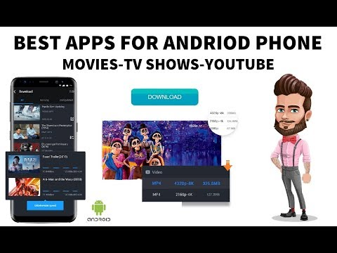 BEST APPS FOR ANDROID PHONE WATCH MOVIES IN FULL HD QUALITY  – DOWNLOAD | Technical Web Support
