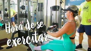 Hora de se exercitar