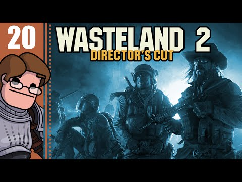 Let's Play Wasteland 2: Director's Cut Part 20 - Infected Village