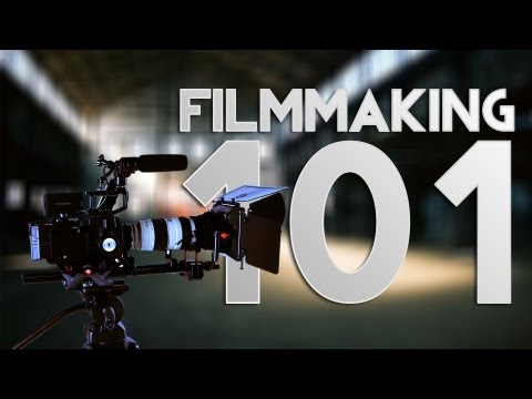 Filmmaking 101: Training for Scriptwriting, Camera, Shooting, Lighting and Video Post Production