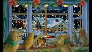 Alan Jackson   &  The Chipmunks - Santa's Gonna Come In A Pickup Truck
