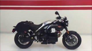 7. 2014 Moto Guzzi Griso 1200 8V SE - RARE BIKE