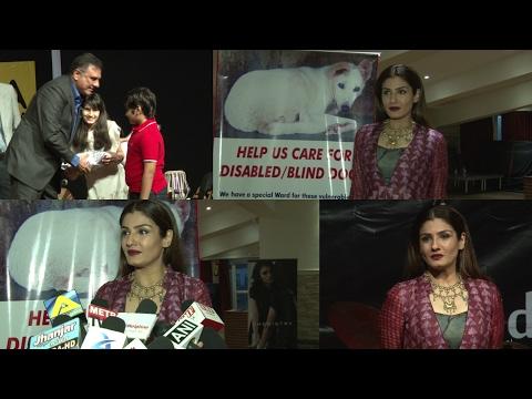 UNCUT : IDA Annual Fundraiser 2017 with Raveena Tondon & Boman Irani
