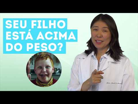 Dra. Roseli Ueno - Nutricionista - Criança acima do peso