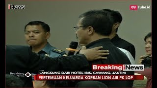 Video Tanggapan Keluarga Korban Lion Air saat Sesi Tanya-Jawab dengan Tim Gabungan - Breaking iNews 05/11 MP3, 3GP, MP4, WEBM, AVI, FLV Mei 2019