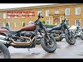 2018 Harley Davidson Softail Fat Bob, Street Bob, Fat Boy Ride Review