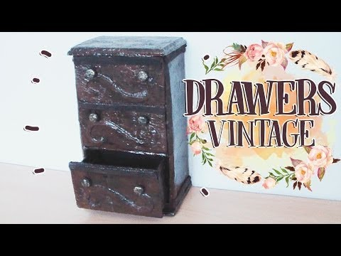 Video DIY * Drawer Organizer * How to make a cardboard mini Drawer * Tutorial download in MP3, 3GP, MP4, WEBM, AVI, FLV January 2017