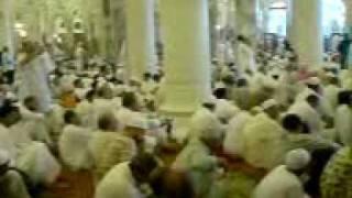 صلاة عيد الفطر 1430 من المسجد الحرام