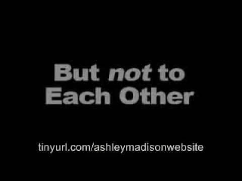 Sexy BANNED Ashley Madison Commercial