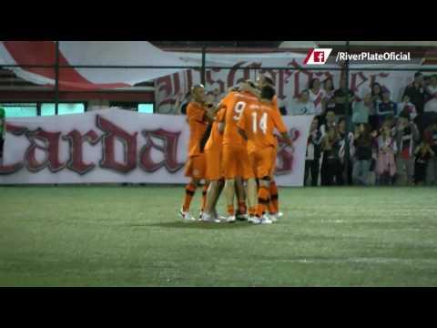 Fútbol Senior - Gol de Ortega