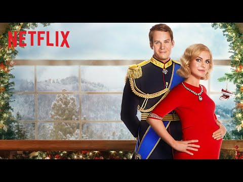 A Christmas Prince: The Royal Baby | Official Trailer | Netflix