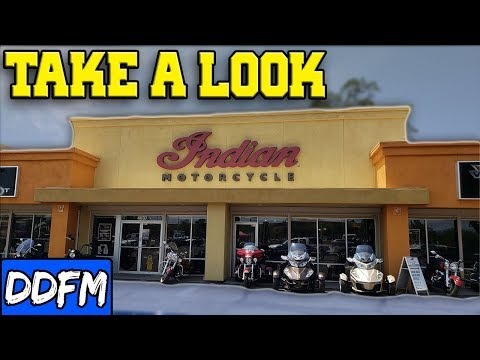 Wanna See Some Indian Motorcycles?!? Indian Motorcycle Tucson