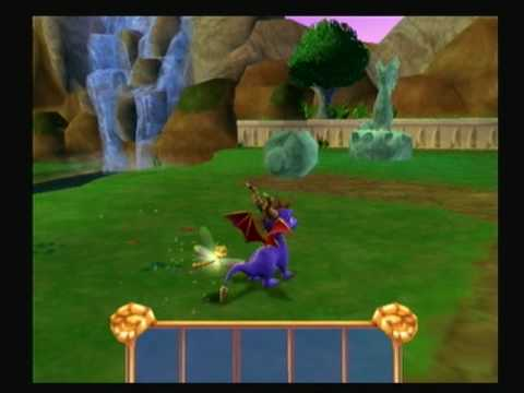 spyro enter the dragonfly pcsx2