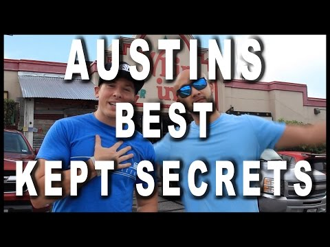 AUSTIN TEXAS BEST SECRETS