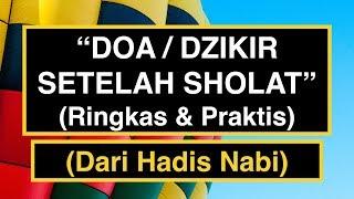 Video Doa Setelah Sholat: Bacaan Doa Setelah Sholat RINGKAS & PRAKTIS! MP3, 3GP, MP4, WEBM, AVI, FLV Juni 2019