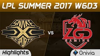 SS vs LGD Highlights Game 1 LPL SUMMER 2017 Snake vs LGD Gaming by Onivia Make money with your LoL knowledge...