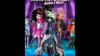 Nonton Monster High  Ghouls Rule  Film Subtitle Indonesia Streaming Movie Download