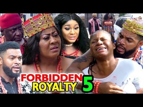 FORBIDDEN ROYALTY SEASON 5 - (New Movie) 2019 Latest Nigerian Nollywood Movie Full HD