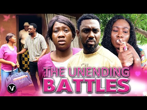 THE UNENDING BATTLES I FOUGHT WITH AN ARROGANT LADY FOR LOVE (5&6) | LATEST 2020 NOLLYWOOD MOVIES
