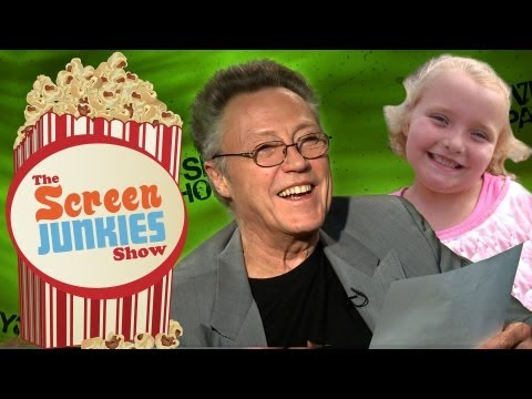 Christopher Walken Reads Honey Boo Boo