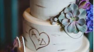 The Rustic Wedding Cake Collection