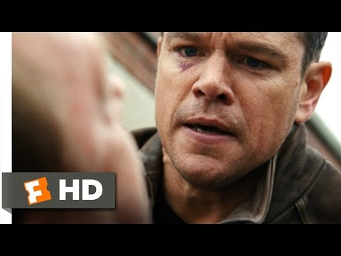 Jason Bourne - Turned Into A Killer Scene (6/10) | Movieclips