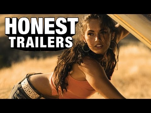 Honest Trailers: Transformers