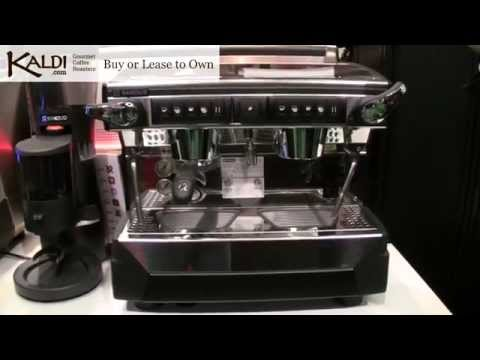 Rancilio Classe 7 Commercial Espresso Machine