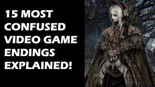 Video Real Meanings Behind These 15 CONFUSED Video Game Endings MP3, 3GP, MP4, WEBM, AVI, FLV Oktober 2018