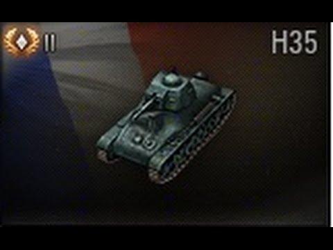 Ace 010 - Hotchkiss H35 - 7 kills/32 604 dmg, Sharpshooter, Top Gun, Ace.