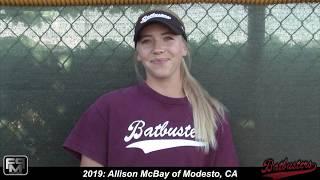 Allison McBay
