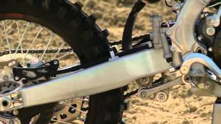 7. 2012 Yamaha YZ 450 F 4T static & action video - Yamaha Review Channel HD