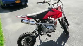 7. SSR 110 Pit Bike
